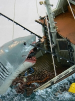 JAWS - Orca (Quint's final moments) Diorama (detail)