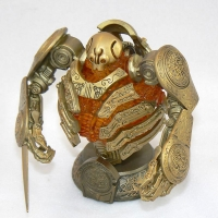 Golden Warrior from the movie HELLBOY II: THE GOLDEN ARMY