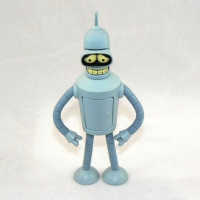 Bender Bending Rodriguez (with sad eyes)