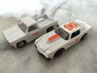 ERTL - Hardees Racing Set