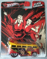 Hot Wheels - (Carded) Flash Gordon (2012)