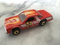 Hot Wheels - Frontrunnin' (1981)