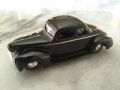 Hot Wheels - 1940 Ford Coupe (My Dad's first car)