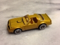 Hot Wheels Retro Entertainment - Hot Bird (with opening hood) (Rockford Files)