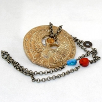 Staff of Ra Headpiece (with chain) from INDIANA JONES AND THE RAIDERS OF THE LOST ARK