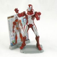 "Iron Man Mk V ""Suitcase"" Armor from IRON MAN 2 Movie 4"" Figure Line"