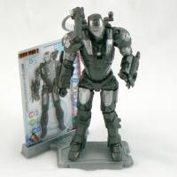 "War Machine Armor from IRON MAN 2 Movie 4"" Figure Line"