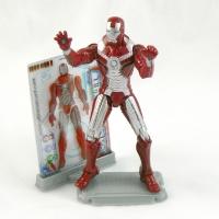 "Iron Man Mk V ""Suitcase"" Armor from IRON MAN 2 Movie 4"" Figure Line"