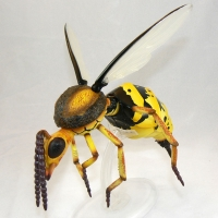 """Vespiform from """"The Unicorn and the Wasp"""" (2008)"""