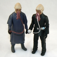 """Natural Ood and Ood Sigma from """"Planet of the Ood"""" (2008)"""