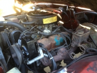 V8 Engine in good shape, just had new belts and hoses.