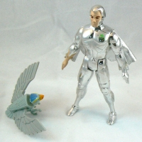 Quicksilver with Tally-Hawk